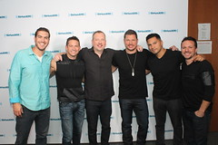 98 Degrees returns to the Covino & Rich Show