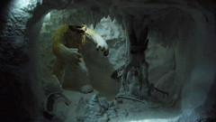 """Wampa Cave diorama • <a style=""""font-size:0.8em;"""" href=""""http://www.flickr.com/photos/86825788@N06/8362685614/"""" target=""""_blank"""">View on Flickr</a>"""