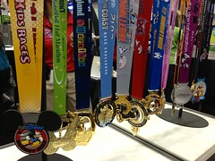 A year of runDisney medals at the Expo