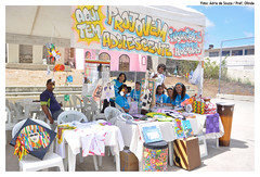Ação da Cidadania realizada na Escola Mascarenhas de Moraes, no dia 06/04, no bairro de Ouro Preto. Foto: Ádria de Souza/Pref.Olinda