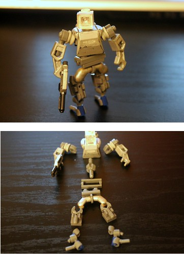 lego breakdown drone ufar