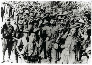 Bataan Death March historic photos