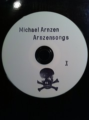 "Behind the Fridge: Sample ""Arnzensongs"" CD"