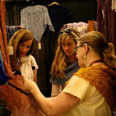 Knitting Notions at StitchesSouth 2013