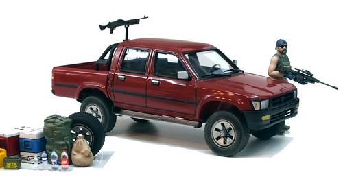 Meng Toyota Hi-Lux 4WD