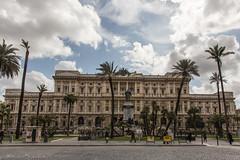 Rome - Palais de justice