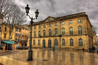 La Poste d'Aix-en-Provence