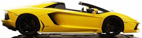 Aventador giallo maggio