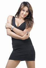 South Actress SANJJANAA Photos Set-7 (73)