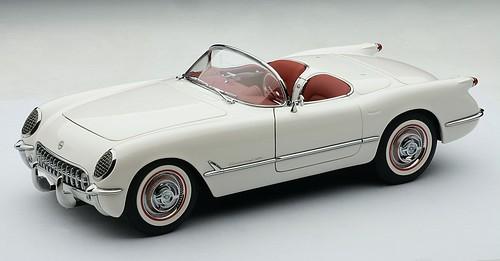 06 Autoart Corvette 1953