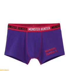 """Monster Hunter Briefs 6 • <a style=""""font-size:0.8em;"""" href=""""http://www.flickr.com/photos/66379360@N02/8691449535/"""" target=""""_blank"""">View on Flickr</a>"""