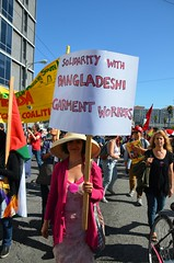 #MayDay Solidarity w/garment #workers in #Bang...