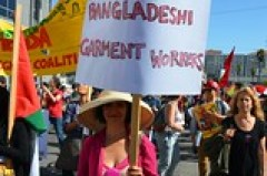 #MayDay Solidarity w/garment #workers in #Bang...