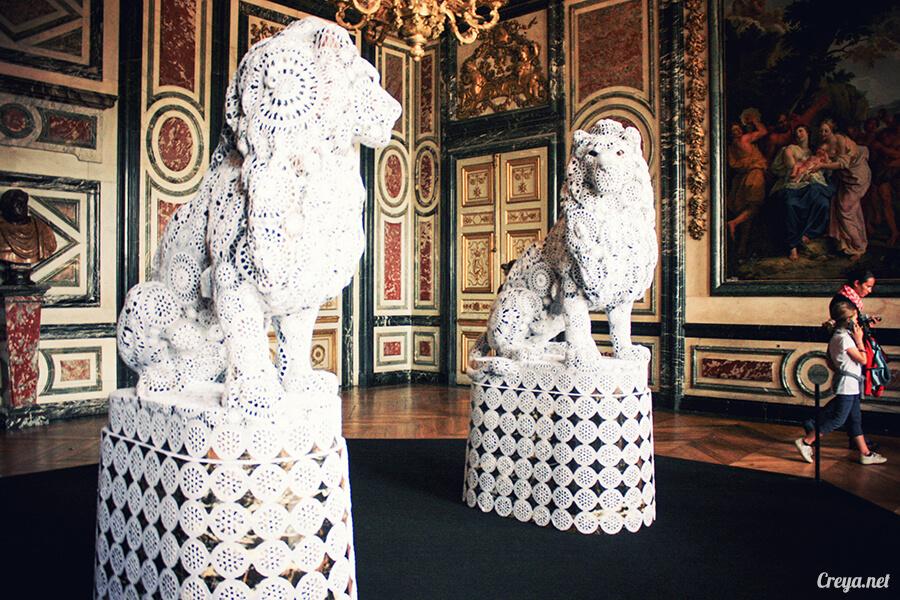 2016.08.14 | 看我的歐行腿| 法國巴黎凡爾賽宮 13