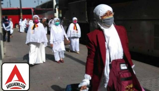 #Terkini: Tinggal Tiga Kloter Jemaah Haji di Madinah