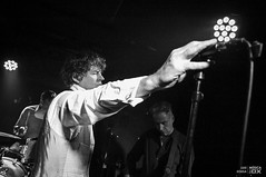 20161007 - And Also The Trees @ Sabotage Club