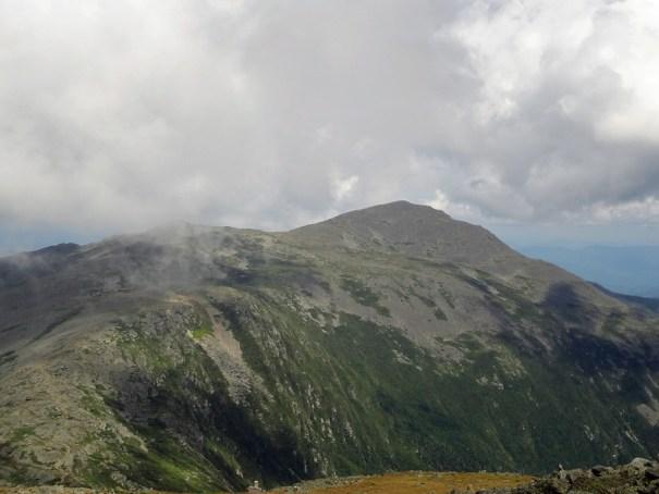 Mt. Adams View from Mt. Jefferson Summit