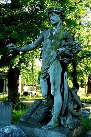 Brompton Cemetery by Gruenemann on Flickr