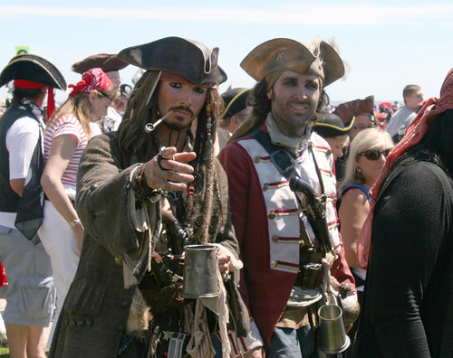 Loony Dook 2012: pirates
