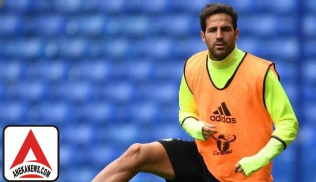 #Bola: Demi Brozovic, Chelsea Tawarkan Fabregas ke Inter Milan