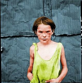 "Poverty:  ""Damaged Child,"" Oklahoma ..."