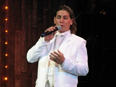 Madero Tango singer