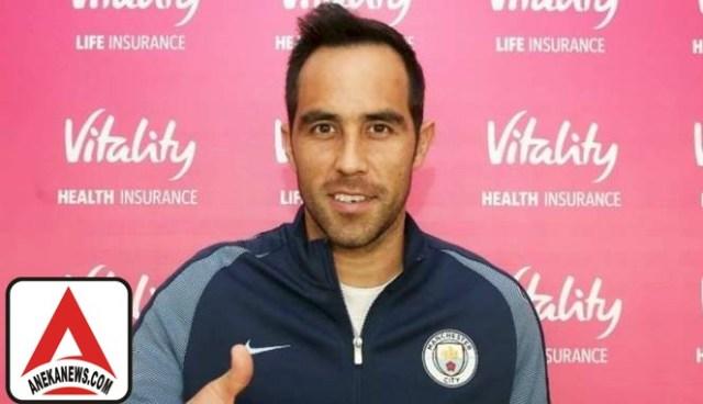 #Bola: 5 Fakta Jarang Terungkap Claudio Bravo, Kiper Anyar ManCity