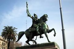 Buenos Aires - Monserrat: Plaza de Mayo - El M...