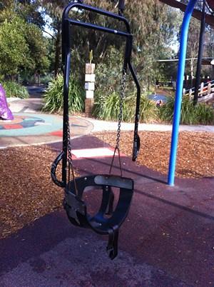 Hays Paddock swing