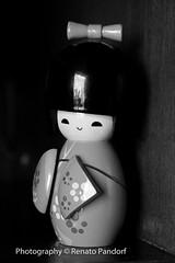 Little oriental doll