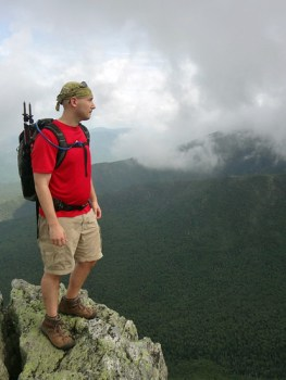 Mt. Jefferson Castle Trail Lookout