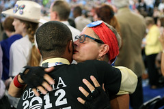 A Post-Speech Embrace