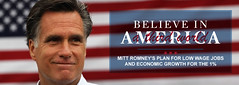 Mitt for a third world America