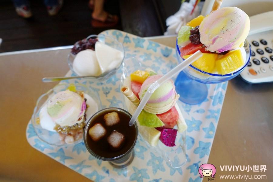 屏東冰店,屏東小吃,屏東美食,常美冰店,美濃冰品,美濃美食,香蕉冰,高雄美濃,魔法阿嬤的新家 @VIVIYU小世界