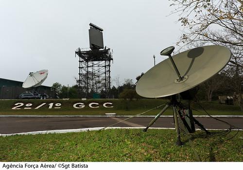 Radares+de+Paracuellos+vistos+desde+las+pistas+de+Barajas