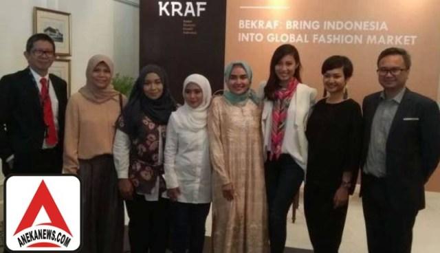 #Style: Bekraf Beri Travel Grant Fesyen Lokal Agar Bisa Mendunia