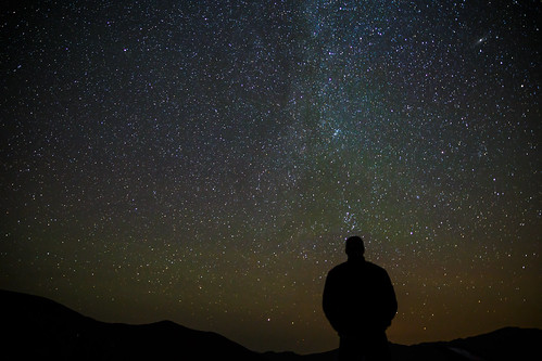 Dave Checking out the Perseid Meteor Shower at...