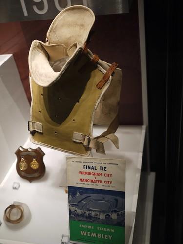 Bert Trautmann's Neck Brace
