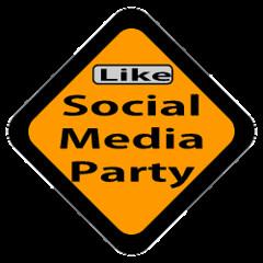 Social Media Party logo