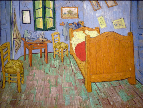 Van Gogh, The Bedroom
