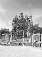 grave of Ferdinand Cheval, Hauterives cemetery