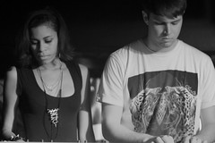 AlunaGeorge @ New Slang
