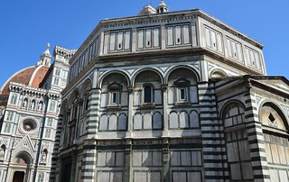 Baptistery, Florence, probably 11th cent. Roma...