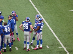 Bear Pascoe, Victor Cruz and Eli Manning talk ...