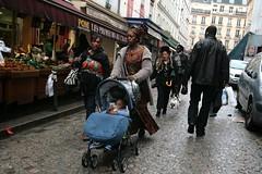 Market, Paris 18e