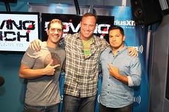 American Ninja Warrior's Matt Iseman with Covino & Rich