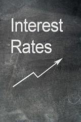 Interest Rates Increasing