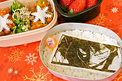 """One Piece Bento 14 • <a style=""""font-size:0.8em;"""" href=""""http://www.flickr.com/photos/66379360@N02/8428623637/"""" target=""""_blank"""">View on Flickr</a>"""