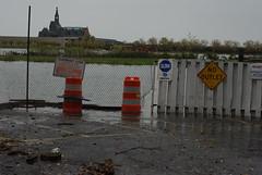 Hurricane Sandy in Jersey City