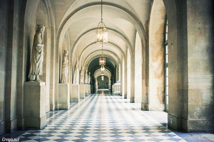 2016.08.14 | 看我的歐行腿| 法國巴黎凡爾賽宮 10